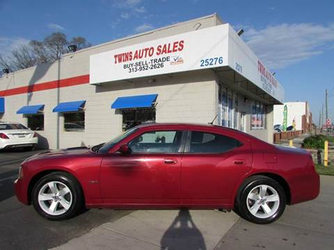 2008 Dodge Charger for sale at Twins Auto Sales Inc - Redford Lot in Redford MI