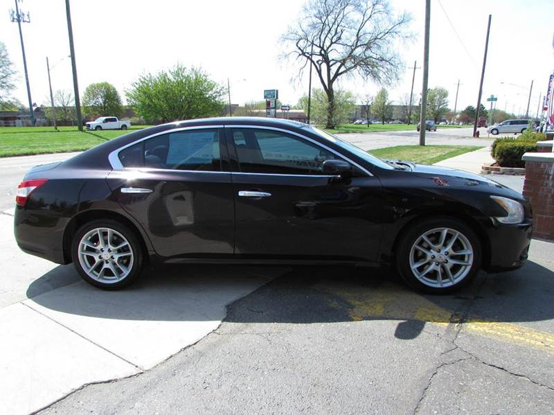 2011 Nissan Maxima for sale at Twins Auto Sales Inc - Redford Lot in Redford MI