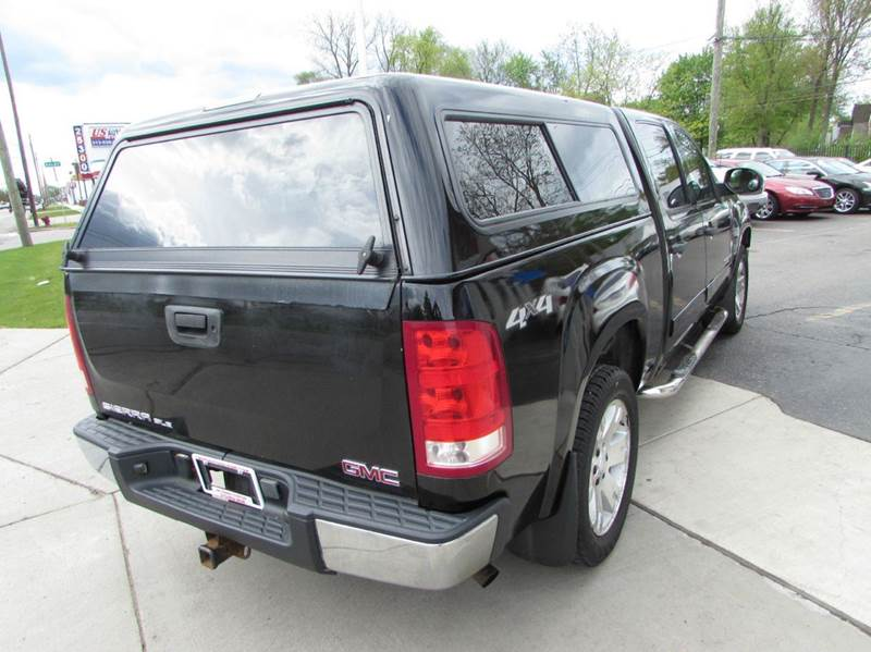 2007 GMC Sierra 1500 for sale at Twins Auto Sales Inc - Redford Lot in Redford MI