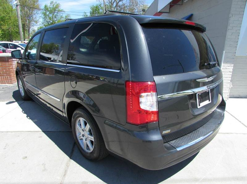 2012 Chrysler Town and Country for sale at Twins Auto Sales Inc - Redford Lot in Redford MI