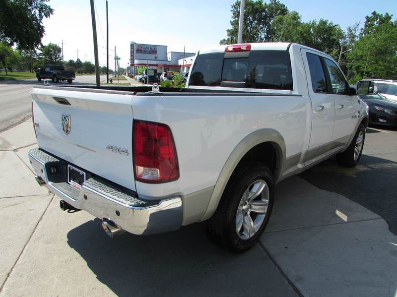 2010 Dodge Ram Pickup 1500 for sale at Twins Auto Sales Inc - Redford Lot in Redford MI