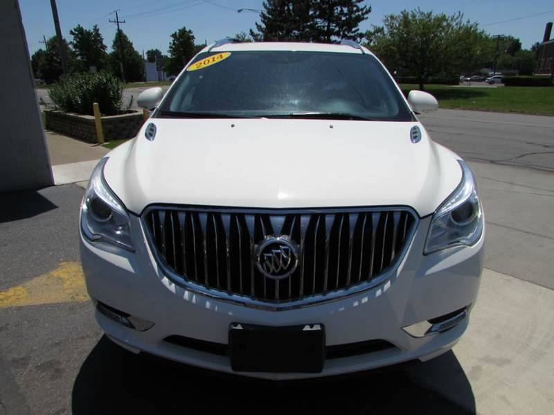 2014 Buick Enclave for sale at Twins Auto Sales Inc - Redford Lot in Redford MI