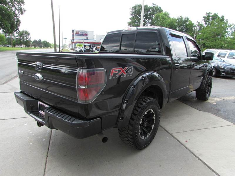 2013 Ford F-150 for sale at Twins Auto Sales Inc - Redford Lot in Redford MI