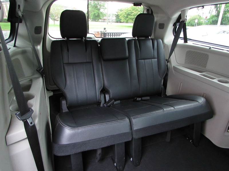 2015 Chrysler Town and Country for sale at Twins Auto Sales Inc - Redford Lot in Redford MI