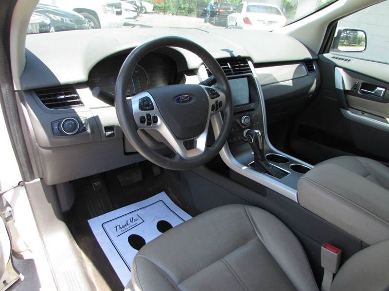 2014 Ford Edge for sale at Twins Auto Sales Inc - Redford Lot in Redford MI