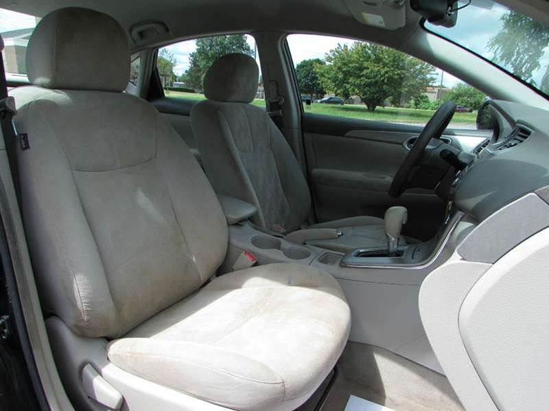 2013 Nissan Sentra for sale at Twins Auto Sales Inc - Redford Lot in Redford MI