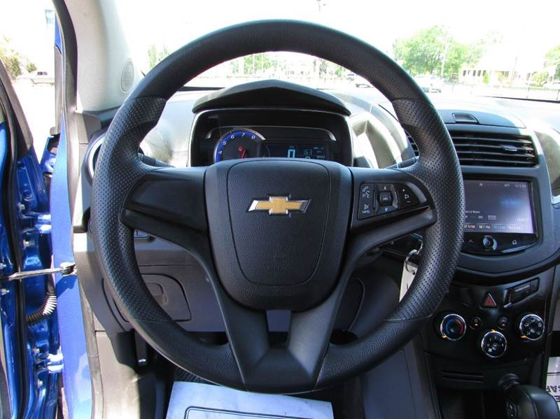 2015 Chevrolet Trax for sale at Twins Auto Sales Inc - Redford Lot in Redford MI