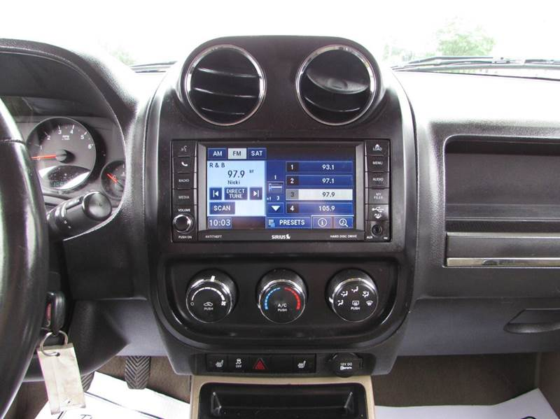 2012 Jeep Patriot for sale at Twins Auto Sales Inc - Redford Lot in Redford MI