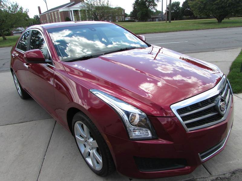 2014 Cadillac ATS for sale at Twins Auto Sales Inc - Redford Lot in Redford MI