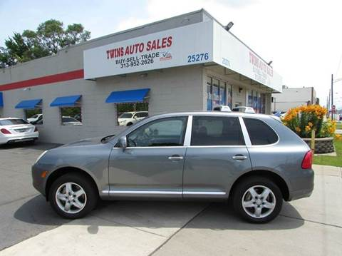 2005 Porsche Cayenne for sale at Twins Auto Sales Inc - Redford Lot in Redford MI