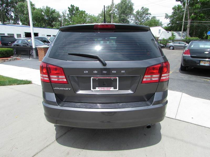 2015 Dodge Journey for sale at Twins Auto Sales Inc - Redford Lot in Redford MI