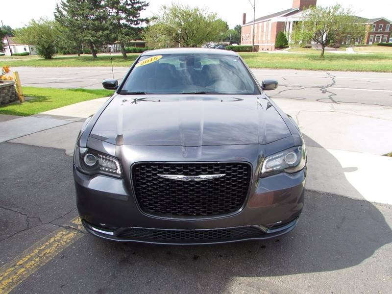 2015 Chrysler 300 for sale at Twins Auto Sales Inc - Detroit Lot in Detroit MI