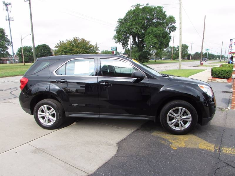 2014 Chevrolet Equinox for sale at Twins Auto Sales Inc - Redford Lot in Redford MI