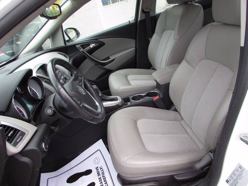 2014 Buick Verano for sale at Twins Auto Sales Inc - Redford Lot in Redford MI