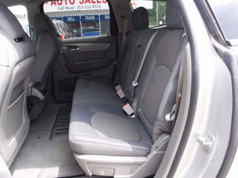 2013 Chevrolet Traverse for sale at Twins Auto Sales Inc - Detroit Lot in Detroit MI