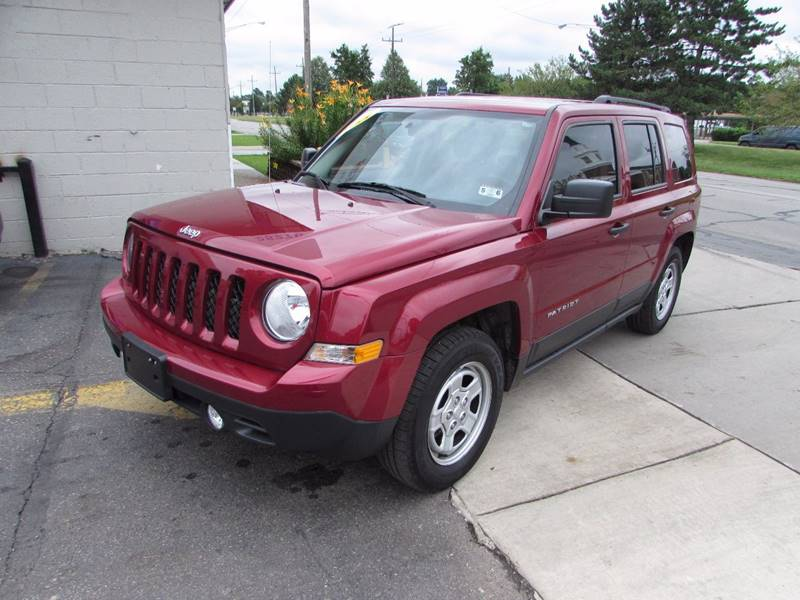 2014 Jeep Patriot for sale at Twins Auto Sales Inc - Redford Lot in Redford MI