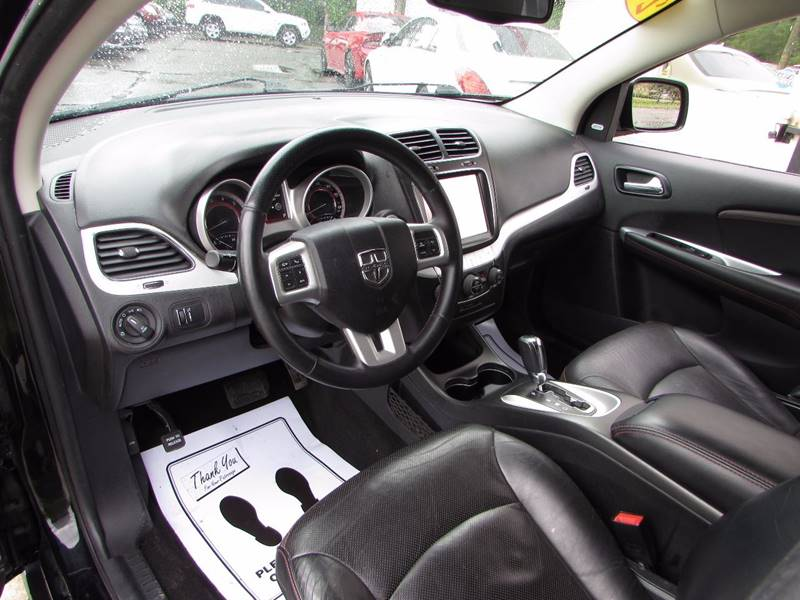 2014 Dodge Journey for sale at Twins Auto Sales Inc - Redford Lot in Redford MI