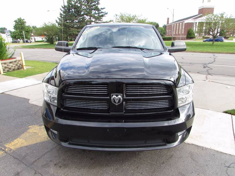 2012 RAM Ram Pickup 1500 for sale at Twins Auto Sales Inc - Redford Lot in Redford MI