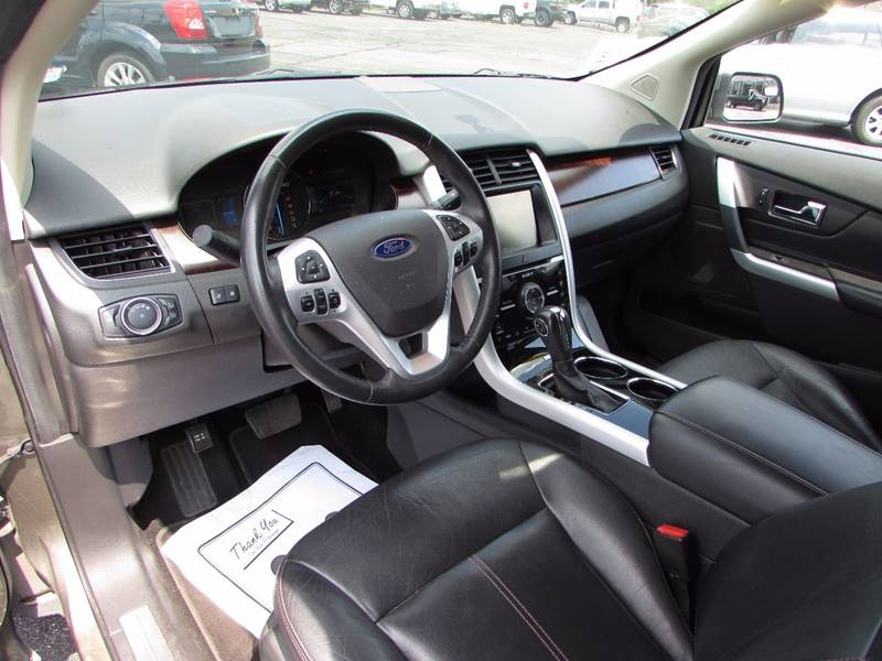 2013 Ford Edge for sale at Twins Auto Sales Inc - Redford Lot in Redford MI