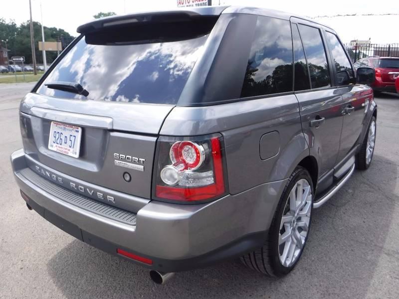 2011 Land Rover Range Rover Sport for sale at Twins Auto Sales Inc - Detroit Lot in Detroit MI