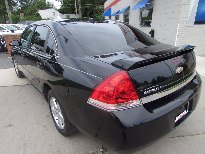 2008 Chevrolet Impala for sale at Twins Auto Sales Inc - Redford Lot in Redford MI