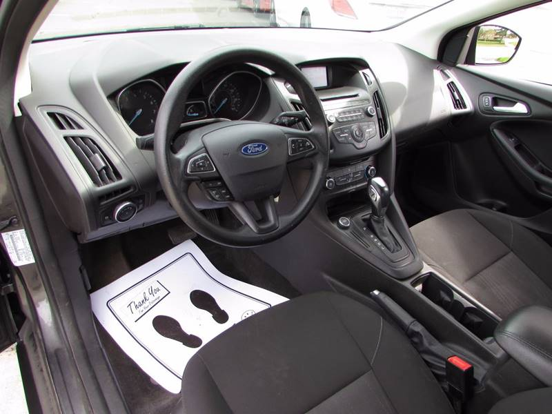 2015 Ford Focus for sale at Twins Auto Sales Inc - Redford Lot in Redford MI