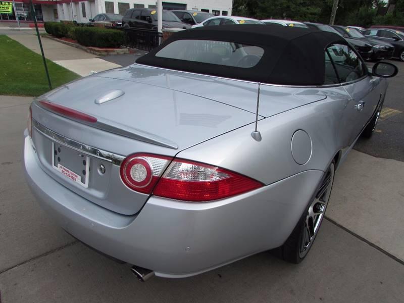 2007 Jaguar XK-Series for sale at Twins Auto Sales Inc - Redford Lot in Redford MI