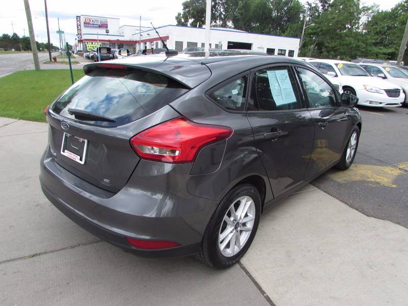 2016 Ford Focus for sale at Twins Auto Sales Inc - Redford Lot in Redford MI