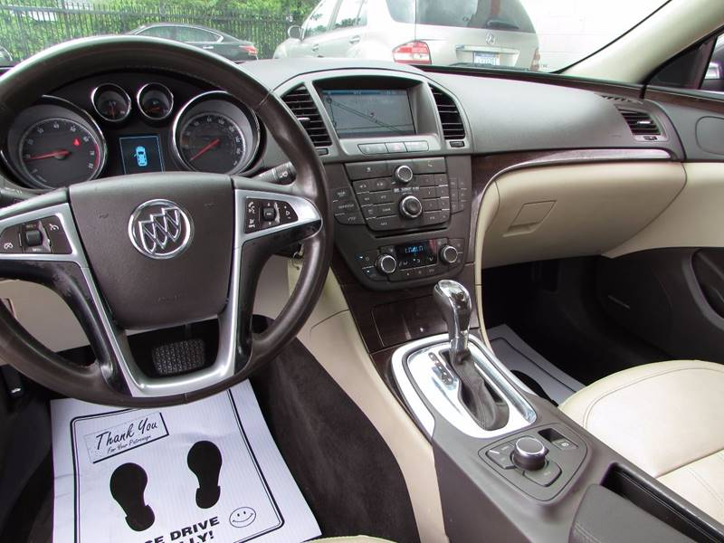 2011 Buick Regal for sale at Twins Auto Sales Inc - Redford Lot in Redford MI
