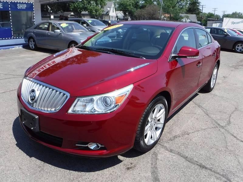 2011 Buick LaCrosse for sale at Twins Auto Sales Inc - Detroit Lot in Detroit MI