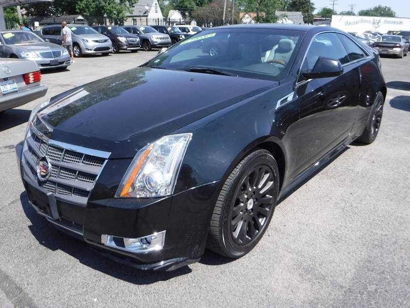 2011 Cadillac CTS for sale at Twins Auto Sales Inc - Detroit Lot in Detroit MI