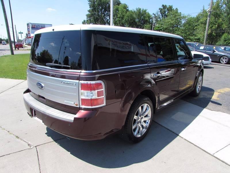2009 Ford Flex for sale at Twins Auto Sales Inc - Redford Lot in Redford MI