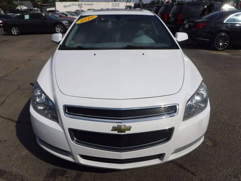 2010 Chevrolet Malibu for sale at Twins Auto Sales Inc - Detroit Lot in Detroit MI