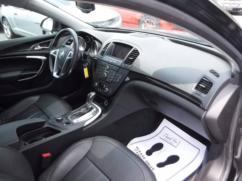 2011 Buick Regal for sale at Twins Auto Sales Inc - Detroit Lot in Detroit MI