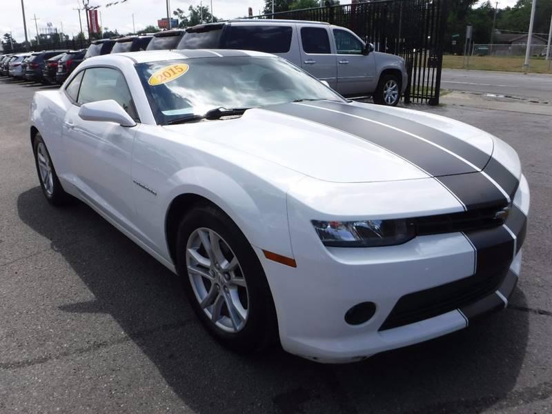 2015 Chevrolet Camaro for sale at Twins Auto Sales Inc - Detroit Lot in Detroit MI