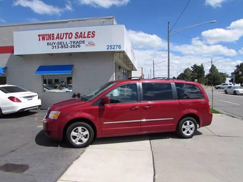 2010 Dodge Grand Caravan for sale in Redford, MI