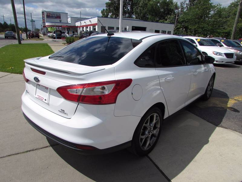 2013 Ford Focus for sale at Twins Auto Sales Inc - Redford Lot in Redford MI