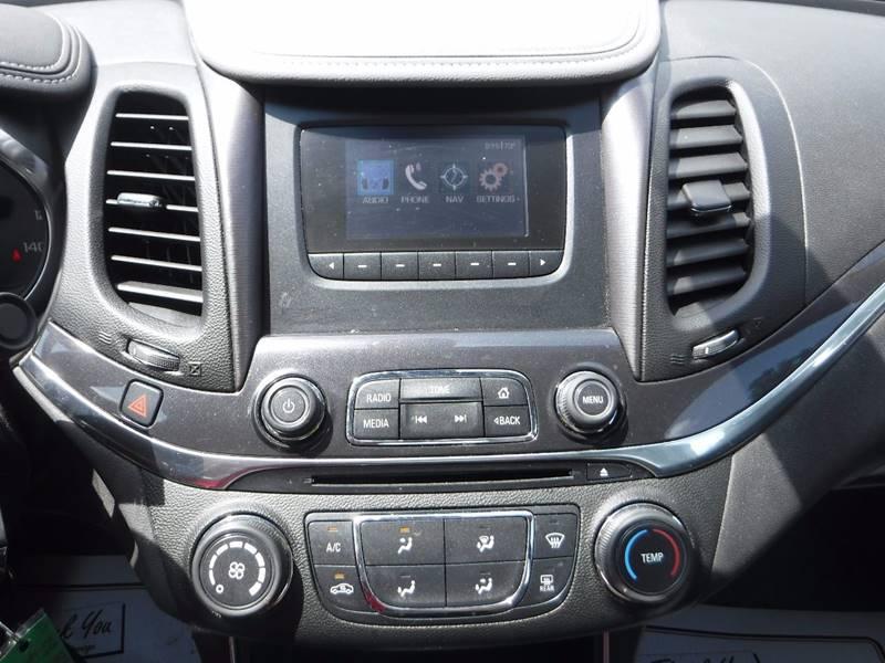 2014 Chevrolet Impala for sale at Twins Auto Sales Inc - Detroit Lot in Detroit MI