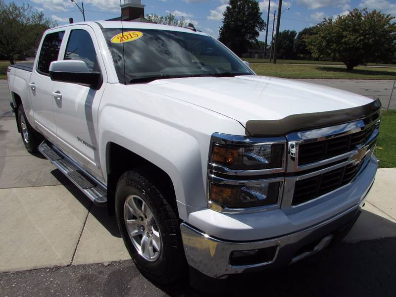 2015 Chevrolet Silverado 1500 for sale at Twins Auto Sales Inc - Detroit Lot in Detroit MI