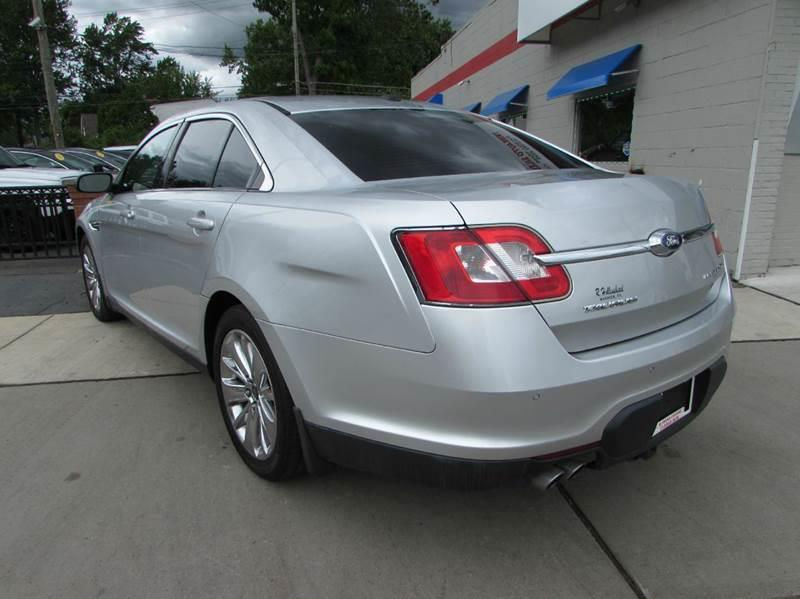 2011 Ford Taurus for sale at Twins Auto Sales Inc - Redford Lot in Redford MI