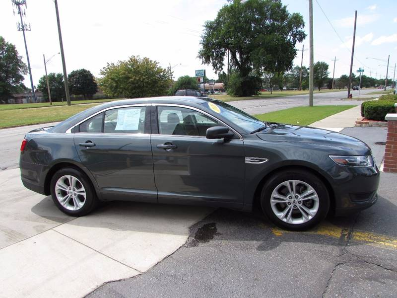 2016 Ford Taurus for sale at Twins Auto Sales Inc - Redford Lot in Redford MI