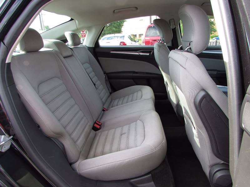 2014 Ford Fusion for sale at Twins Auto Sales Inc - Redford Lot in Redford MI