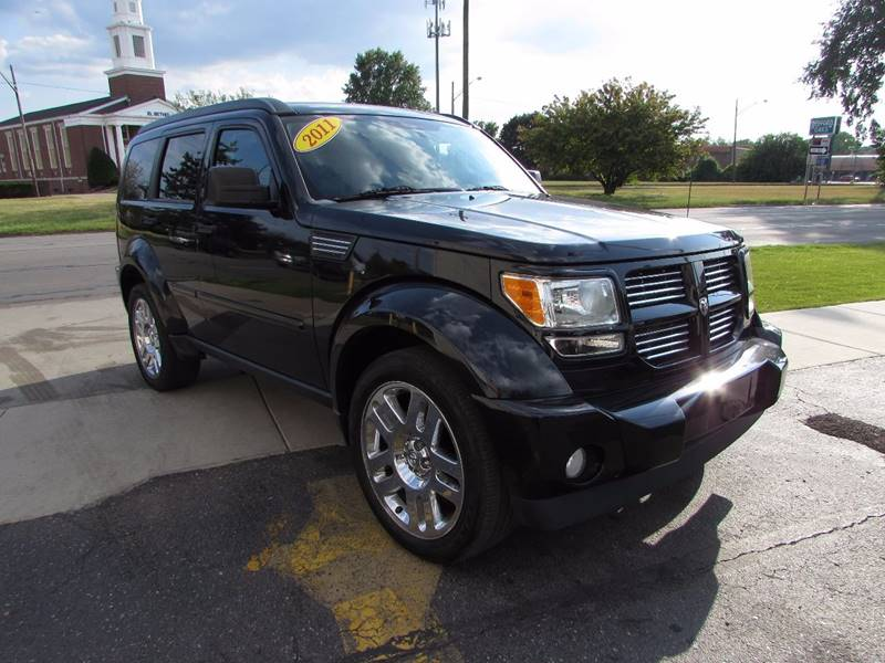 2011 Dodge Nitro for sale at Twins Auto Sales Inc - Redford Lot in Redford MI