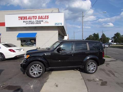 2011 Dodge Nitro for sale at Twins Auto Sales Inc - Redford Lot in Redford MI