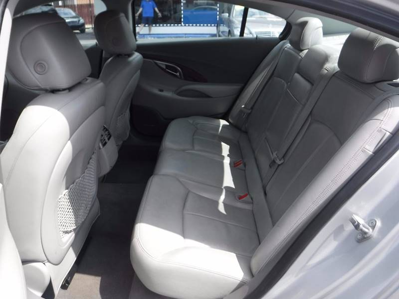 2010 Buick LaCrosse for sale at Twins Auto Sales Inc - Detroit Lot in Detroit MI