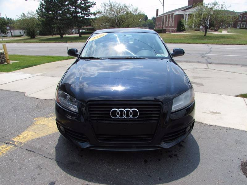 2013 Audi A3 for sale at Twins Auto Sales Inc - Redford Lot in Redford MI