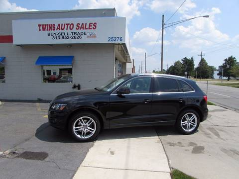 2011 Audi Q5 for sale at Twins Auto Sales Inc - Redford Lot in Redford MI