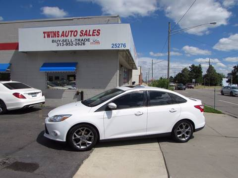 2012 Hyundai Sonata for sale at Twins Auto Sales Inc - Detroit Lot in Detroit MI