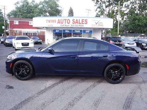 2015 Dodge Charger for sale at Twins Auto Sales Inc - Detroit Lot in Detroit MI