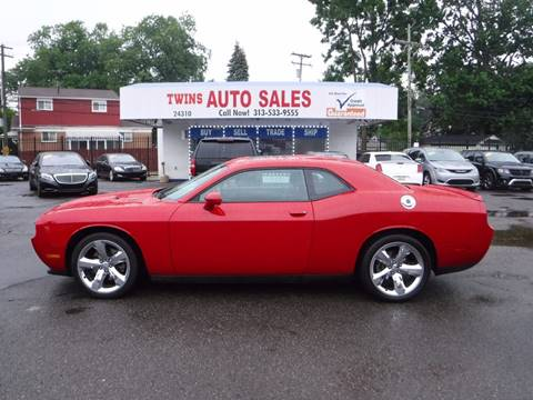 2013 Dodge Challenger for sale in Detroit, MI